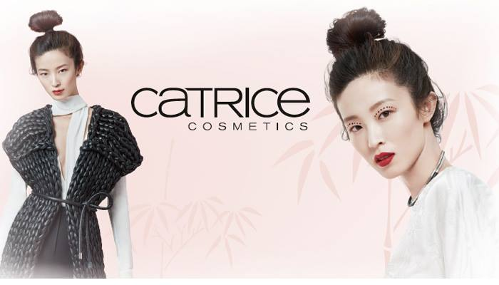 CATRICE - ZENSIBILITY SPRING 2016 COLLECTION