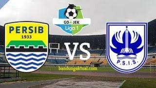 Susunan Pemain Persib Bandung vs PSIS Semarang