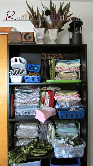 Organizing and clearing the clutter