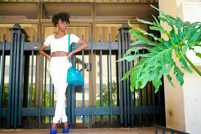 all white outfits, white on white, monochrome white, what to wear, crop top outfits, how to wear crop tops, style with ezil, african blog, kenyan blog, white tighs, blue and white outfits,
