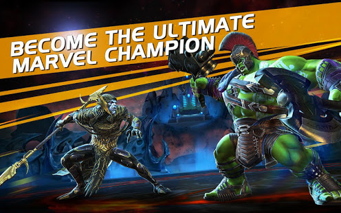 Free Download Marvel Contest of Champions Mod Apk  Marvel Contest of Champions v19.0.0 Mod Apk (God Mode + 1 Hit Kill)