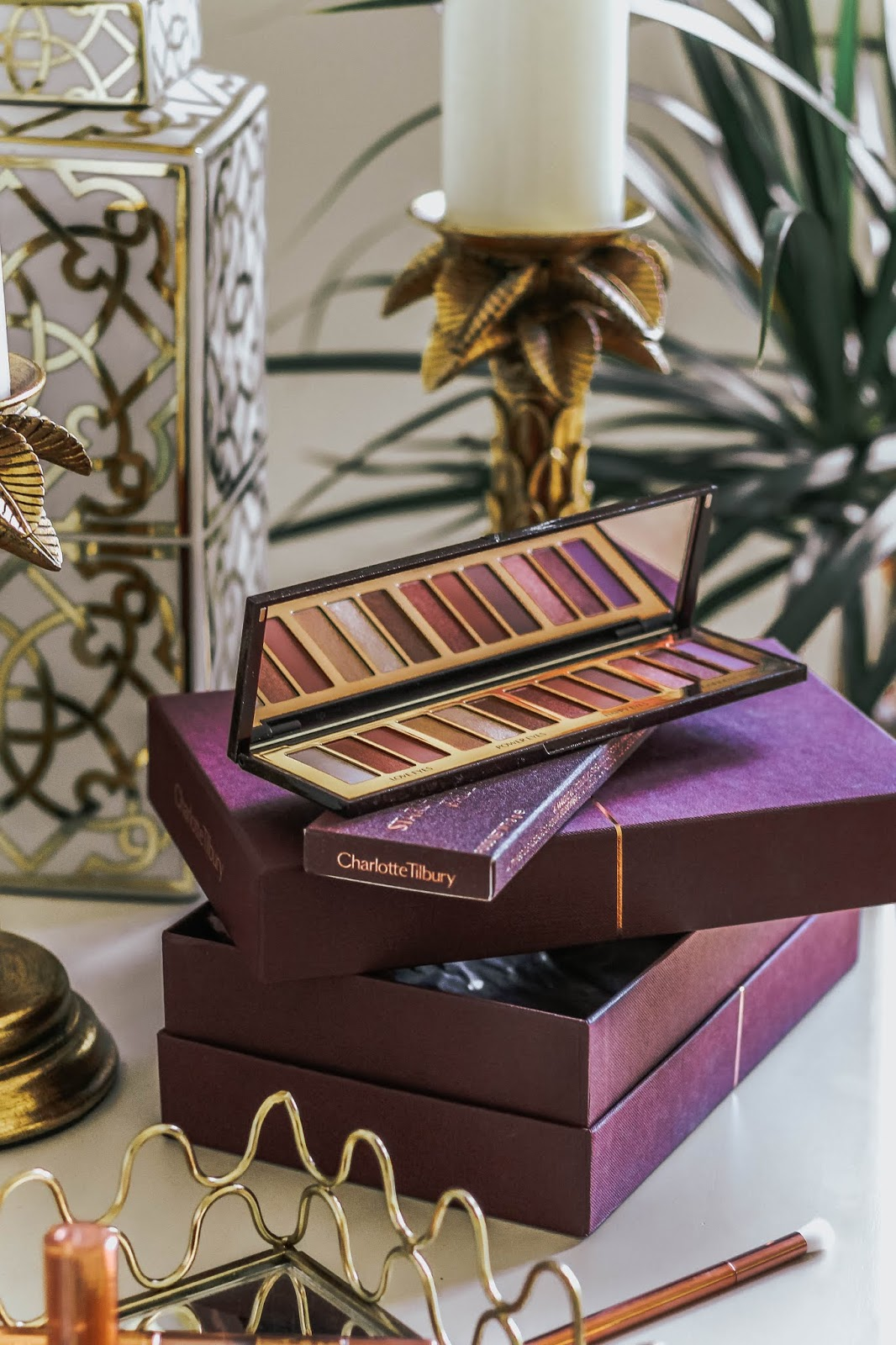 Charlotte Tilbury Stars In Your Eyes Eyeshadow Palette Review