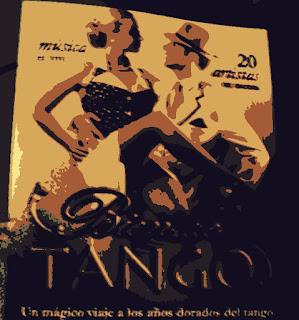 Apresentação de Tango no Centro Cultural Borges, Galerias Pacífico