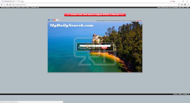 Mydailysearch.com (Hijacker)