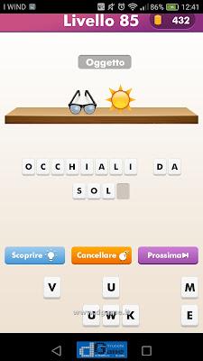 Emoji Quiz soluzione livello 85