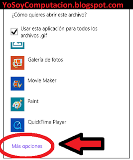 Visualizador de Imagenes clasico en windows 10