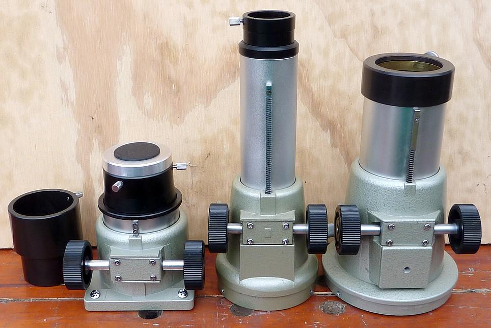 Fullerscopes Telescope Mountings: 10