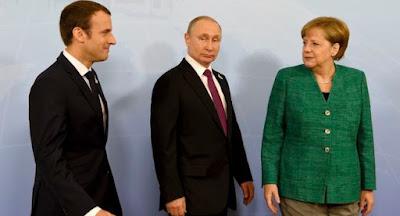 """Меркель анонсувала телефонні перемовини """"нормандської четвірки"""""""