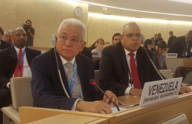 Venezuela denunció en la ONU criminal bloqueo de EEUU contra Cuba