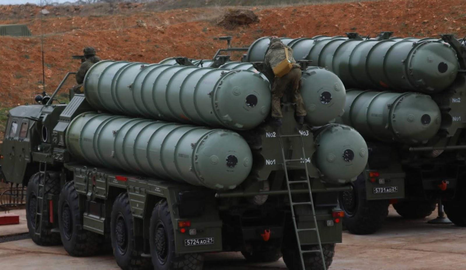 Senator AS meminta Turki untuk memilih antara S-400 atau F-35