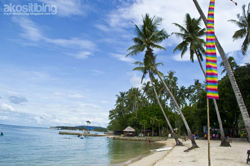 Sunset Beach Park At Babak Samal Island