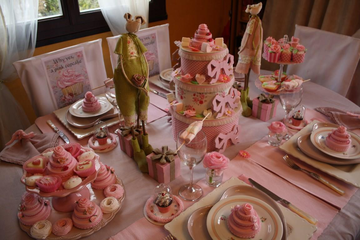 Decoration Gourmandise A Table Les Gourmands Le Candy Bar
