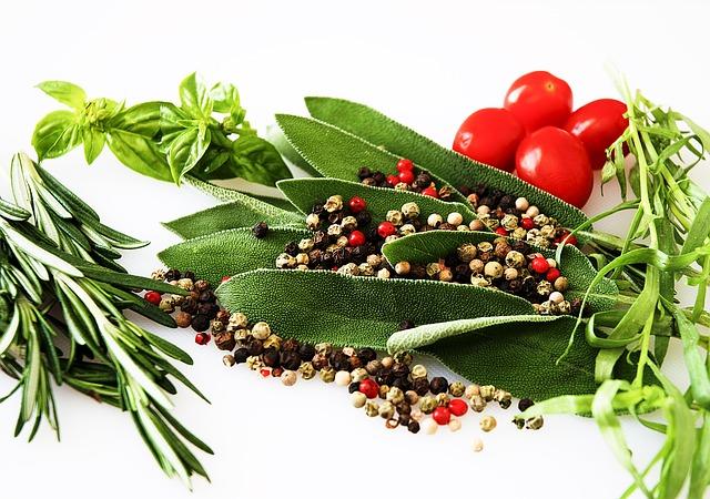 herbs abd spices