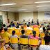 Servidores dão aula para colegas e promovem o bem-estar em Ceilândia