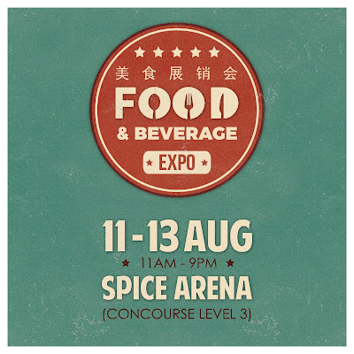 TLM Food & Beverage Expo @ Setia SPICE