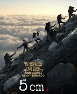 Download Film Indonesia 5 Cm (2012) WEB-DL 720p