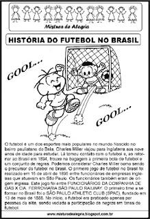 História do futebol no Brasil