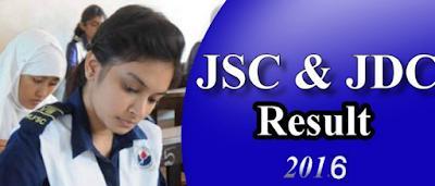 JSC Result 2016 Published