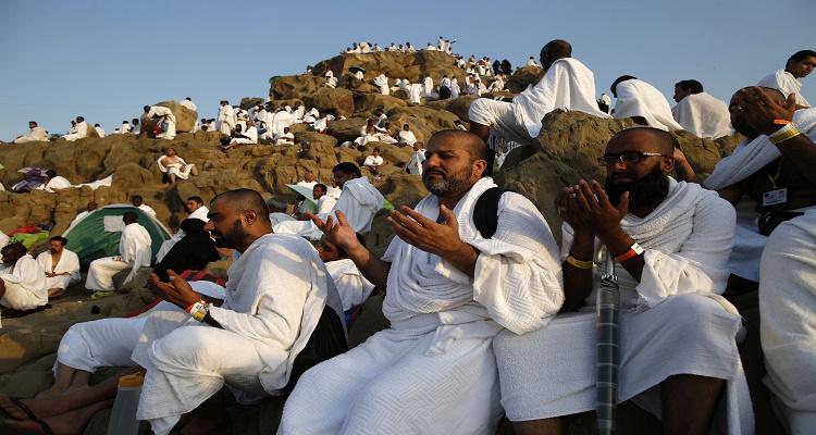 شاهد 10 معلومات عن جبل عرفات