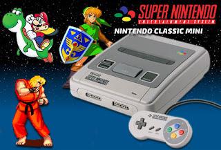Nintendo Classic Mini SNE