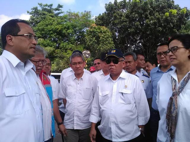 3 Menteri Kunjungi Sumsel