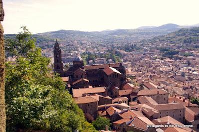 Le Puy en Velay, Haute-Loire, Auvergne.