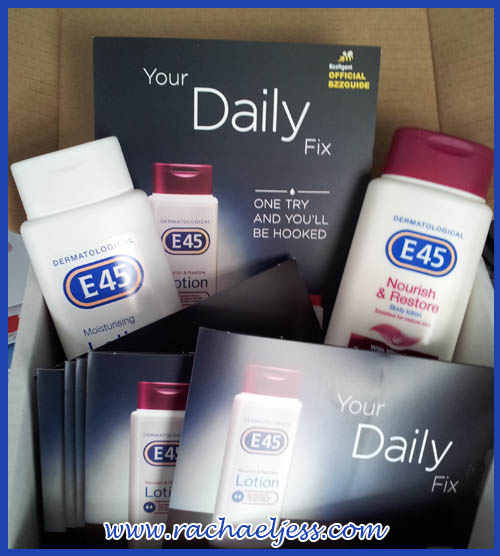 BZZAgent : E45 Review