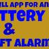 Trick : Mobile Battery Full Hone Par Bajega Alarm