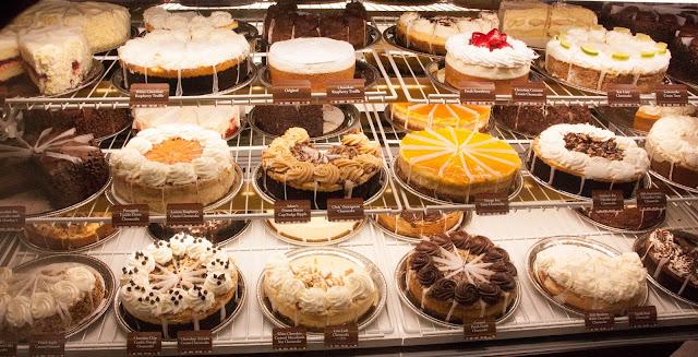 Onde comer muito bem em Orlando The Cheesecake Factory