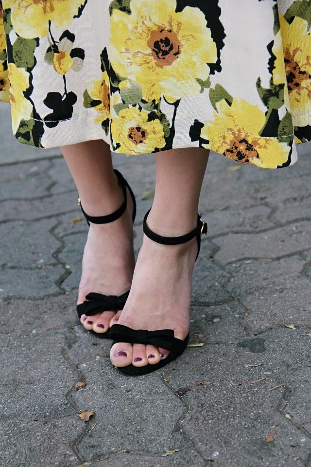 lulus black vegan suede babette bow heels