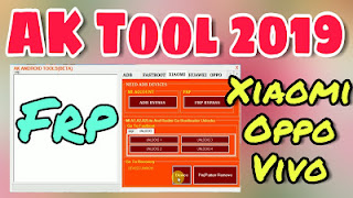 AK Android Tool Latest For Windows