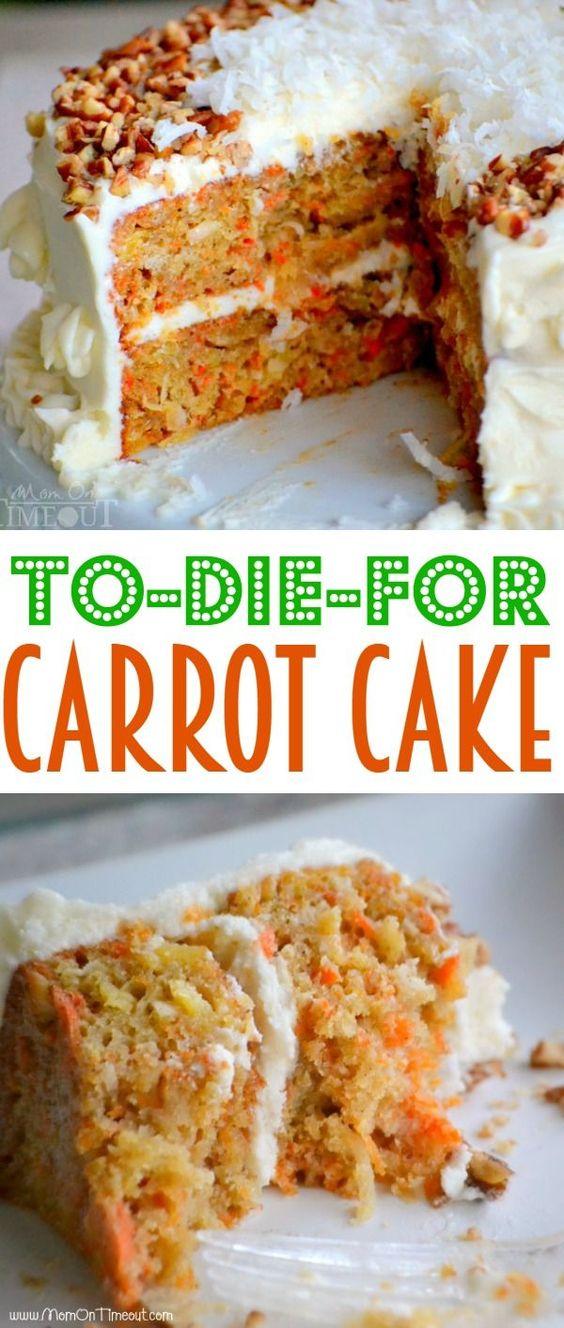Carrots N Cake Response