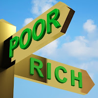 Rich or poor directions