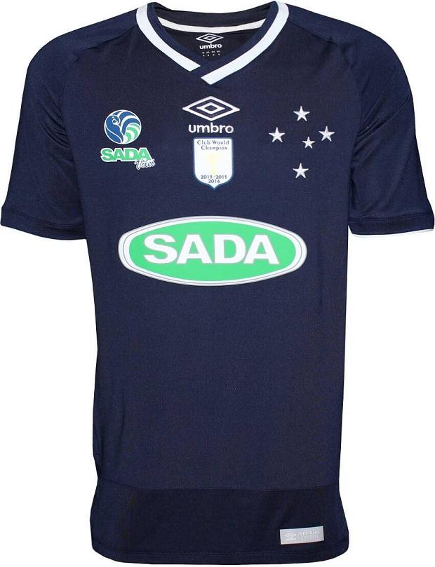 d92a2c79f3 Umbro lança as novas camisas de vôlei do Sada Cruzeiro - Show de Camisas