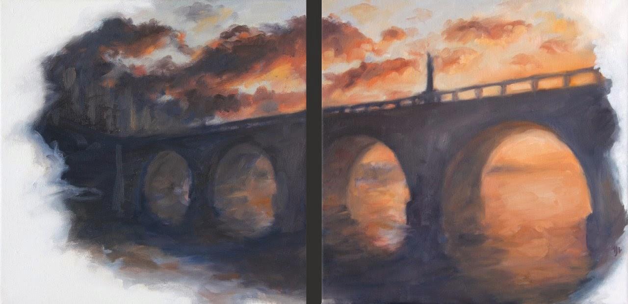 Divergência - Matthew Weathers e suas pinturas | O pintor da luz
