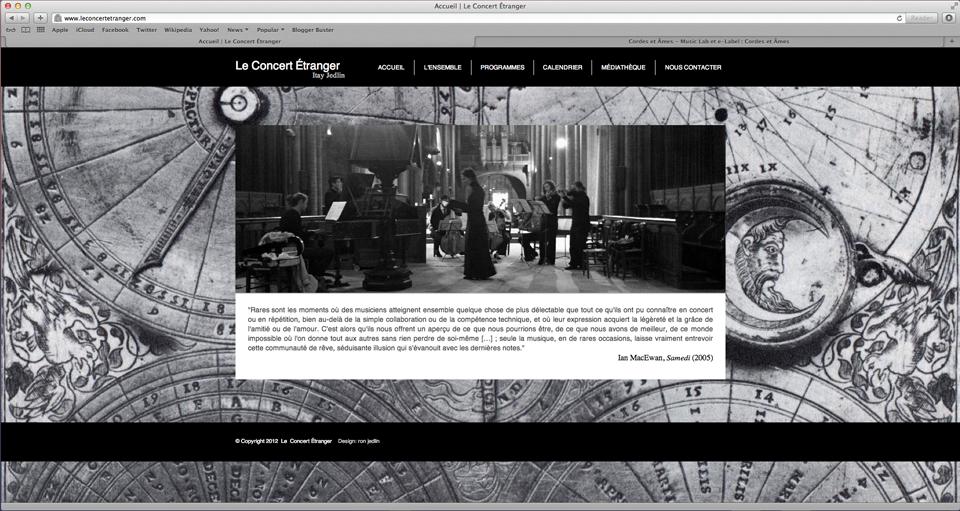 עיצוב אתר | רון ידלין מעצב גרפי