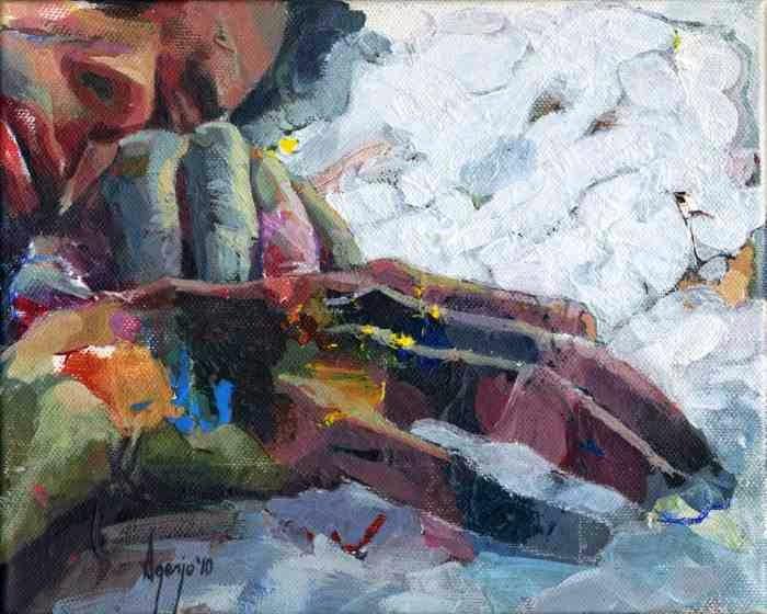 Современный импрессионизм. David Agenjo