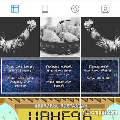instagram sebelum archive