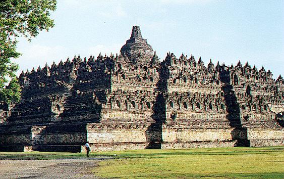 Foto Obyek Wisata Candi Borobudur Magelang Nano Pertapan