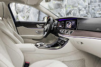 Mercedes-Benz E-Class All-Terrain (2017) Interior