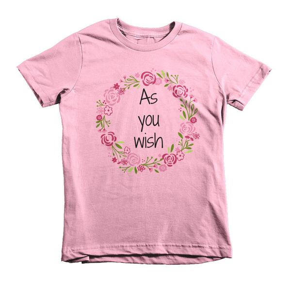 As You Wish Princess Bride Shirt