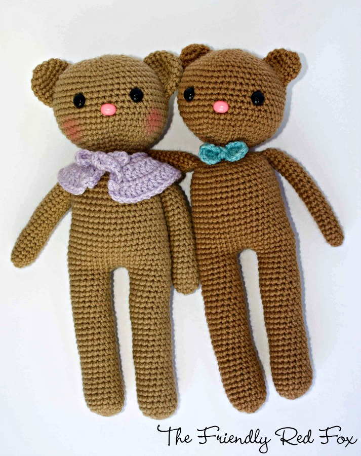 Favorite Amigurumi Patterns Thefriendlyredfox
