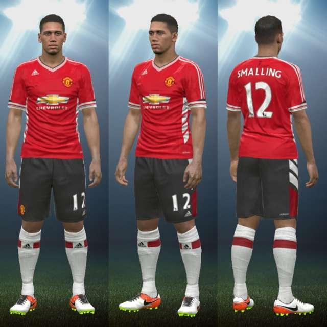 PES 2016 Manchester United Fantasy Kit