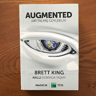 Augmented (Artirilmis Gerceklik) - Akilli Dunyada Yasam (Kitap)
