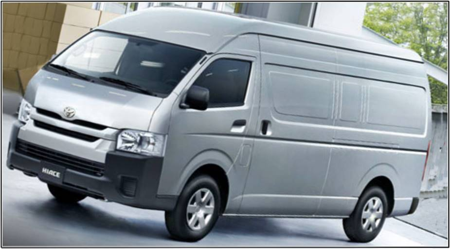 Toyota Hiace Commuter 2019 Philippines