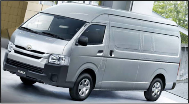 2019 Toyota Hiace Specs, Release Date and Price