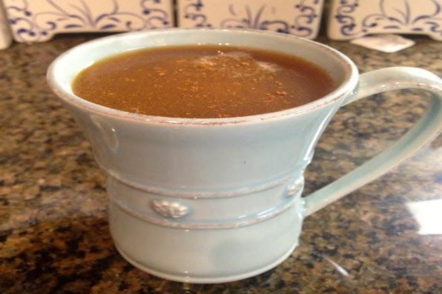 cafeaua cu scortisoara este mult mai sanatoasa
