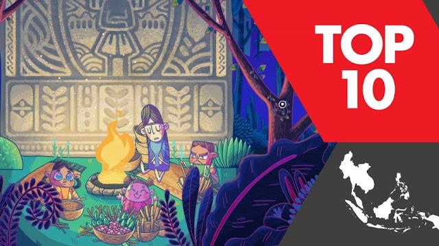 10 Game Terbaik dari SEA Game Awards 2019 yang Harus Anda Mainkan 2