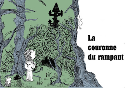 La couronne du rampant, key colours 2016