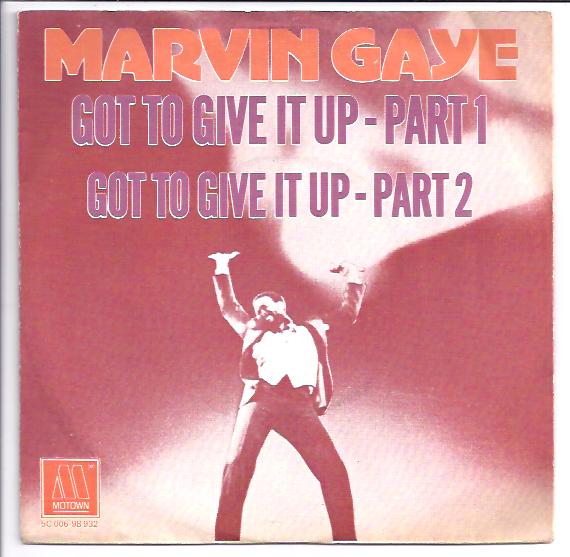 MARVIN GAYE GOT TO GIVE IT UP PART 1